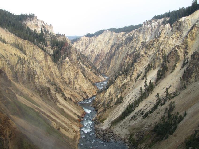 Grand Canyon de Yellowstone